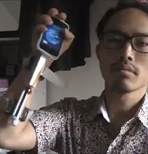Quick Draw iPhone Contraption Enables Lightning Fast Answering