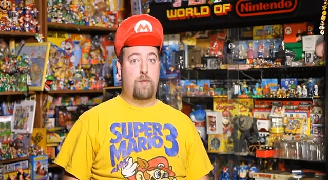 This Is The World's Largest Collection Of Video Game Memorabilia