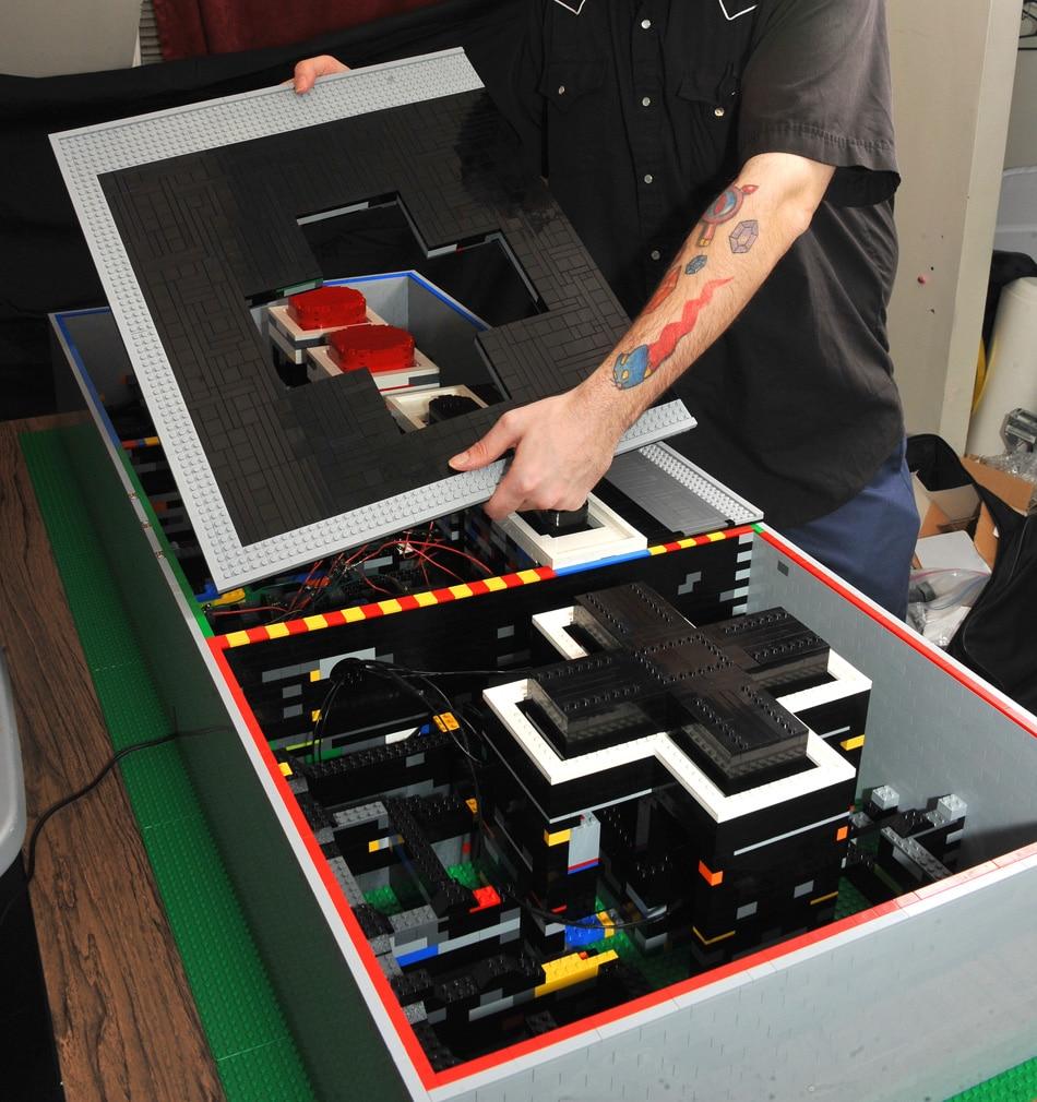 Lego Controller For Nintendo Nes That Actually Works