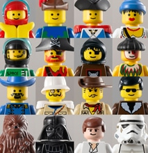 Everything You Ever Wanted To Know About LEGO Minifigs [Infographic]