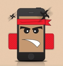 Mobile Ninja Tactics To Fight Off Mobile Malware [Infographic]