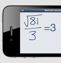 Calculator iPhone App Lets You Use Your Handwriting Instead Of Typing