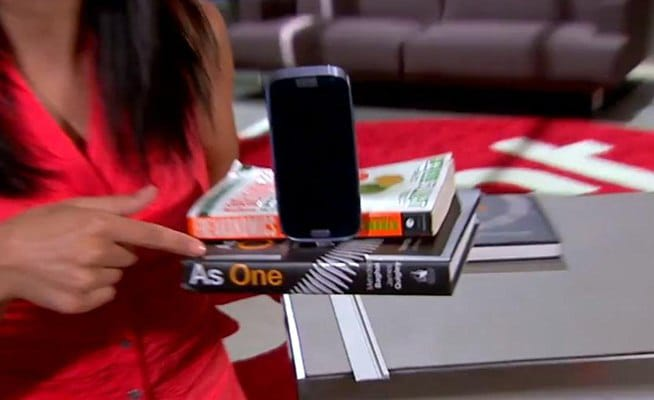 How To: Make An NFC-Enabled Phone Charging Dock From Old Books