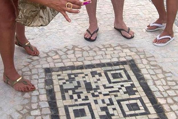 qr-code-sidewalk-design