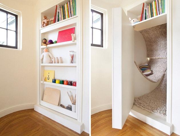 Secret Rooms In Houses