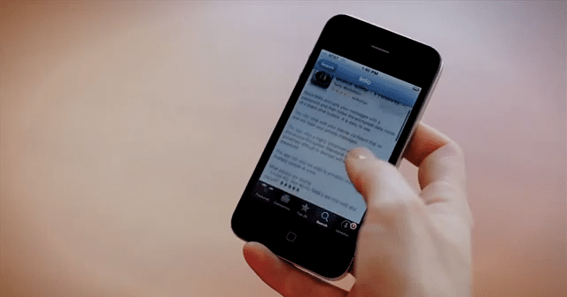 Secret SMS iPhone App Hides Your Juiciest Texts From Prying Eyes