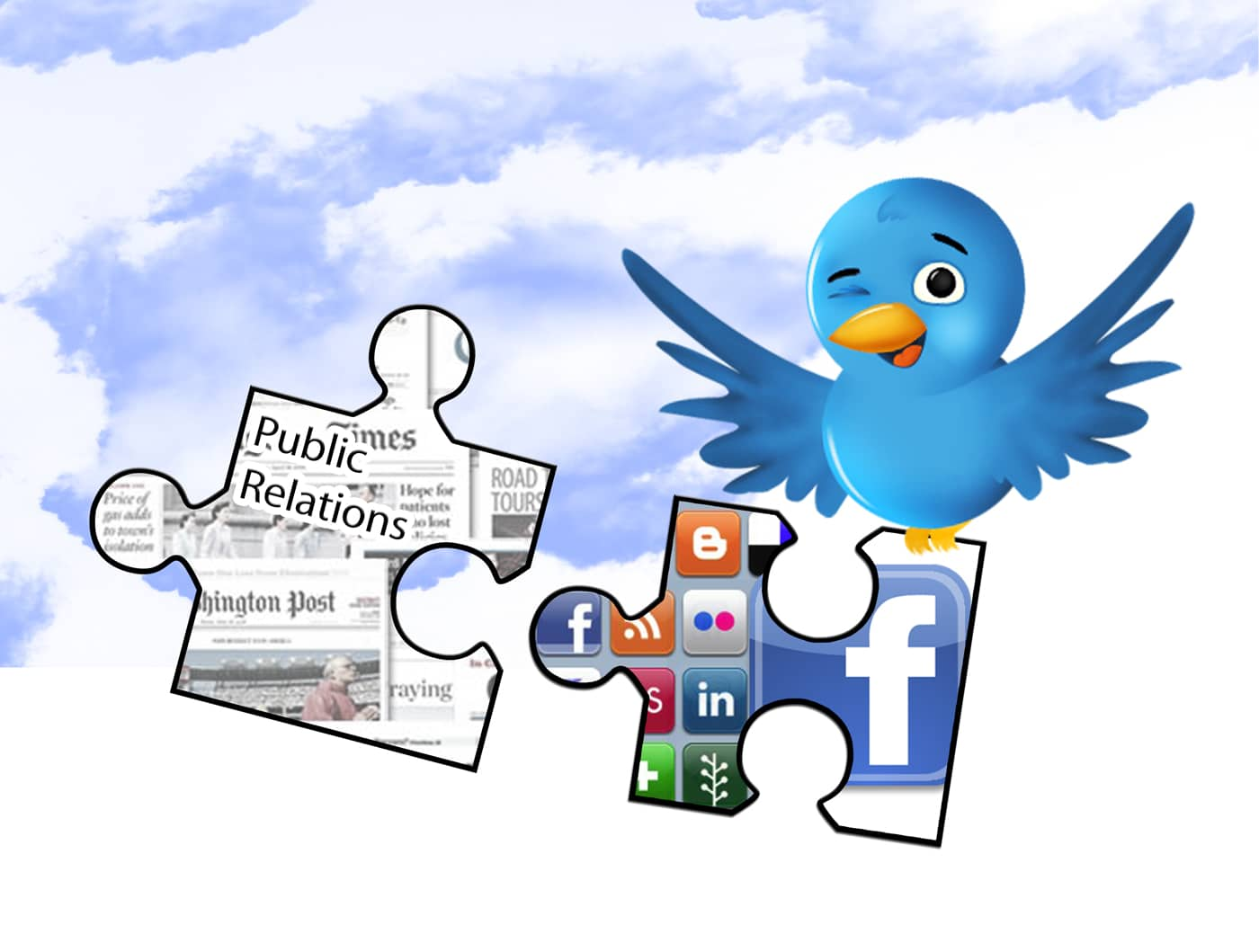 5 Ways Social Media Can Dominate A Trade Show