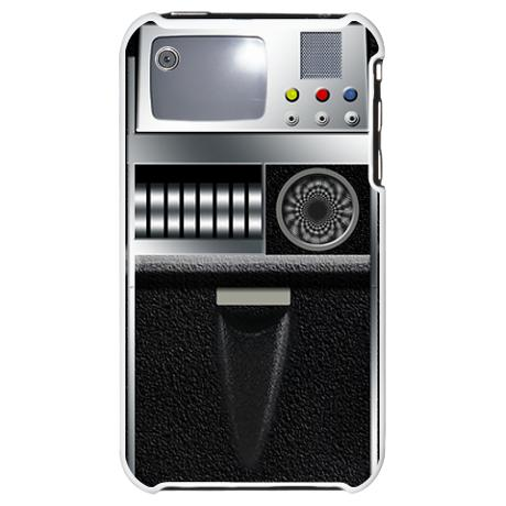 Star Trek iPhone Case - Classic Tricorder iPhone 3G Case