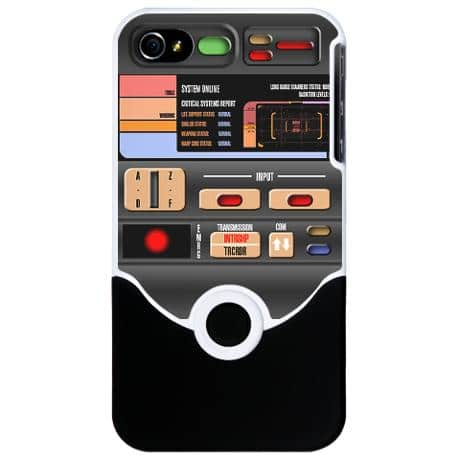 Star Trek iPhone Case - Tricorder iPhone 4 Case