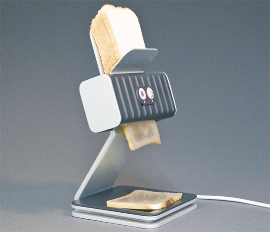 Toast Printer Makes Sure You Get Your Morning ABCs