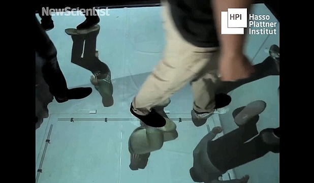 Touch Sensitive Interactive Video Flooring That Changes Everything