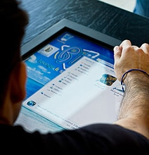 Touchscreen Desk Already Exists & Comes With A $7,000 Price Tag
