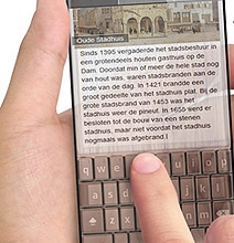 Bubble Touch: The Smartphone With 2 Keyboards To Match Your Mood