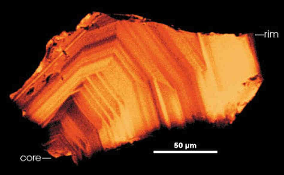 World's Oldest Rock Found…It's 4.4 Billion Years Old & Tiny