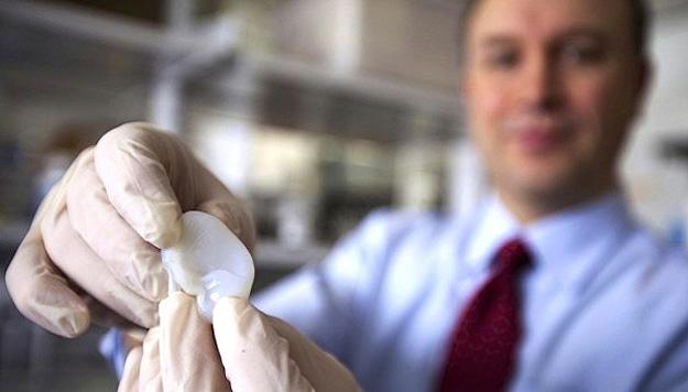 3D Printed Ears That Look, Feel & Function Just Like Normal Human Ears