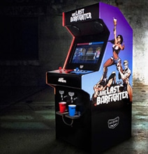 Retro Arcade Game Pours A Beer For The Player Who Wins