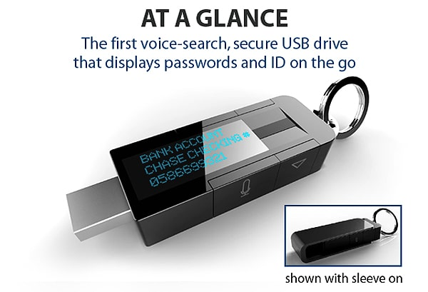 Biometric USB Stick: Ultimate Fingerprint Password Management Solution
