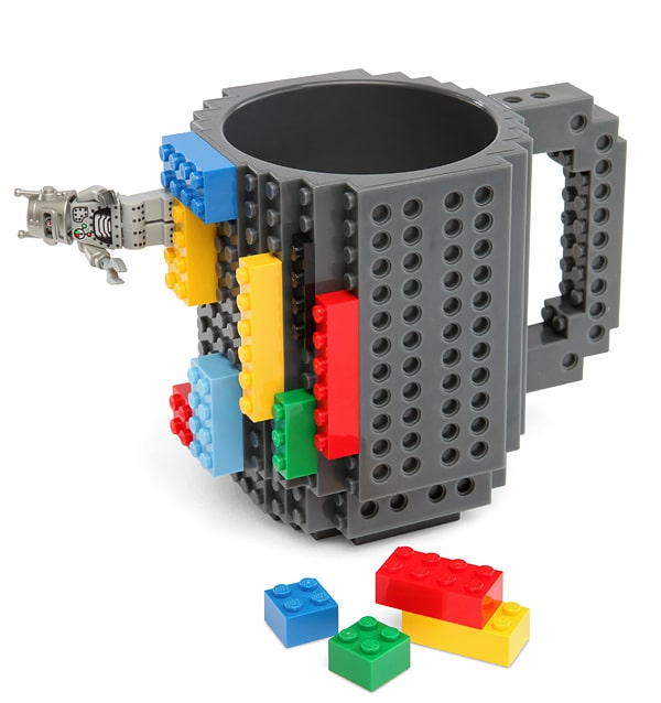 LEGO Mug Offers The Ultimate Creativity For Office Junkies