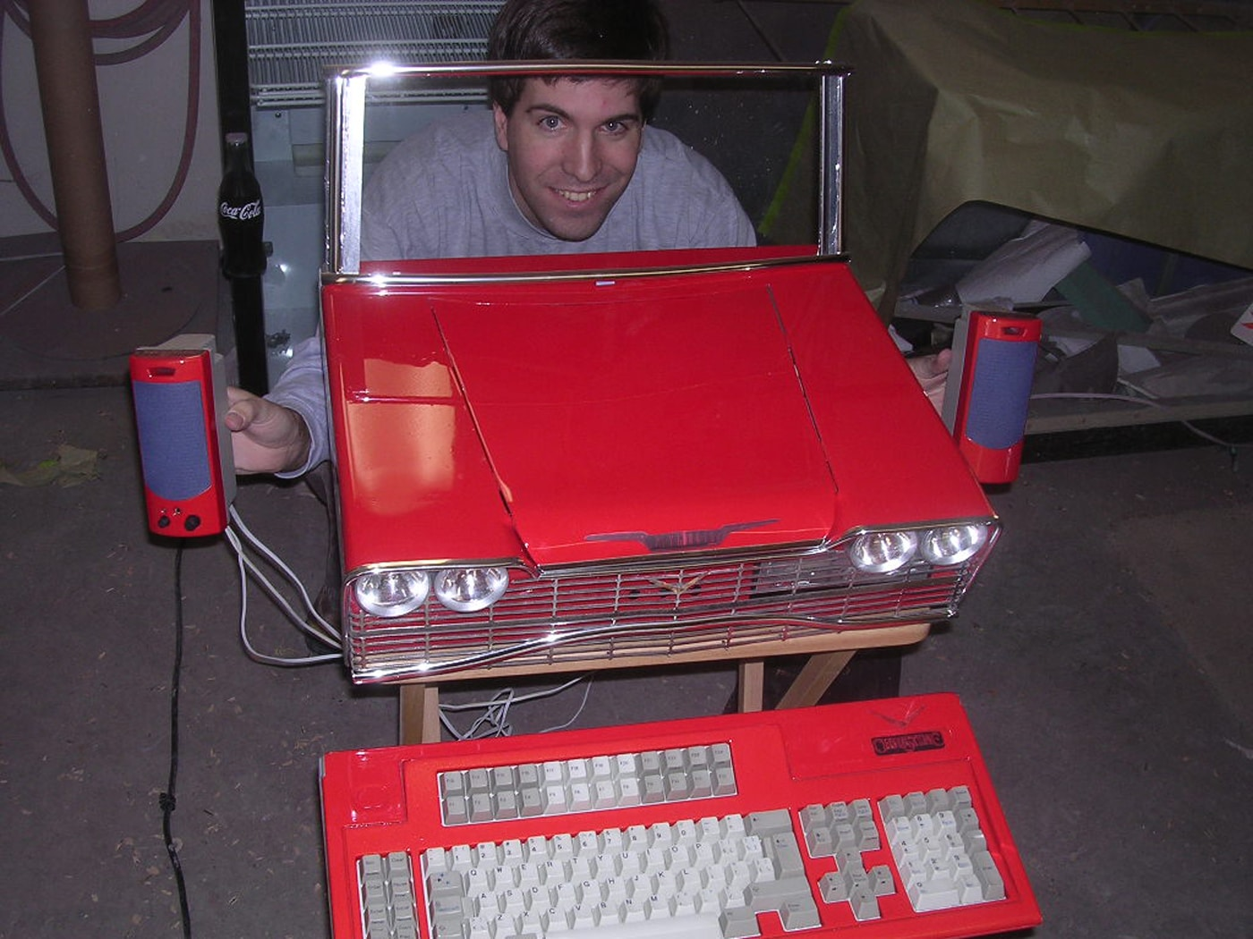 christine-car-movie-pc-case