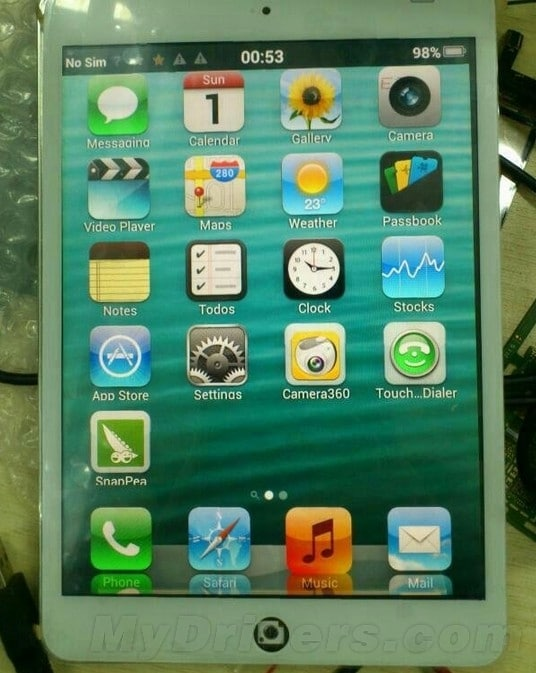 Counterfeit iPad Set To Be Released With Call Capabilities