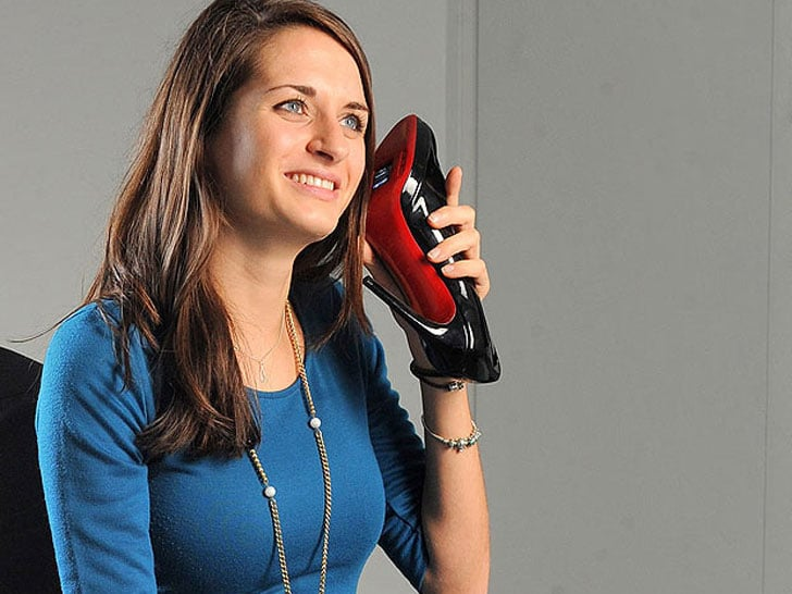 Upcycled Vintage Shoes Become Retro Walkie-Talkies That Really Work