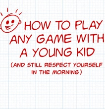 Fatherly Skills: How To Play Games With Your Kid [Chart]