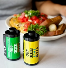 Film Roll Salt & Pepper Shakers To Spice Up Your Food Pics