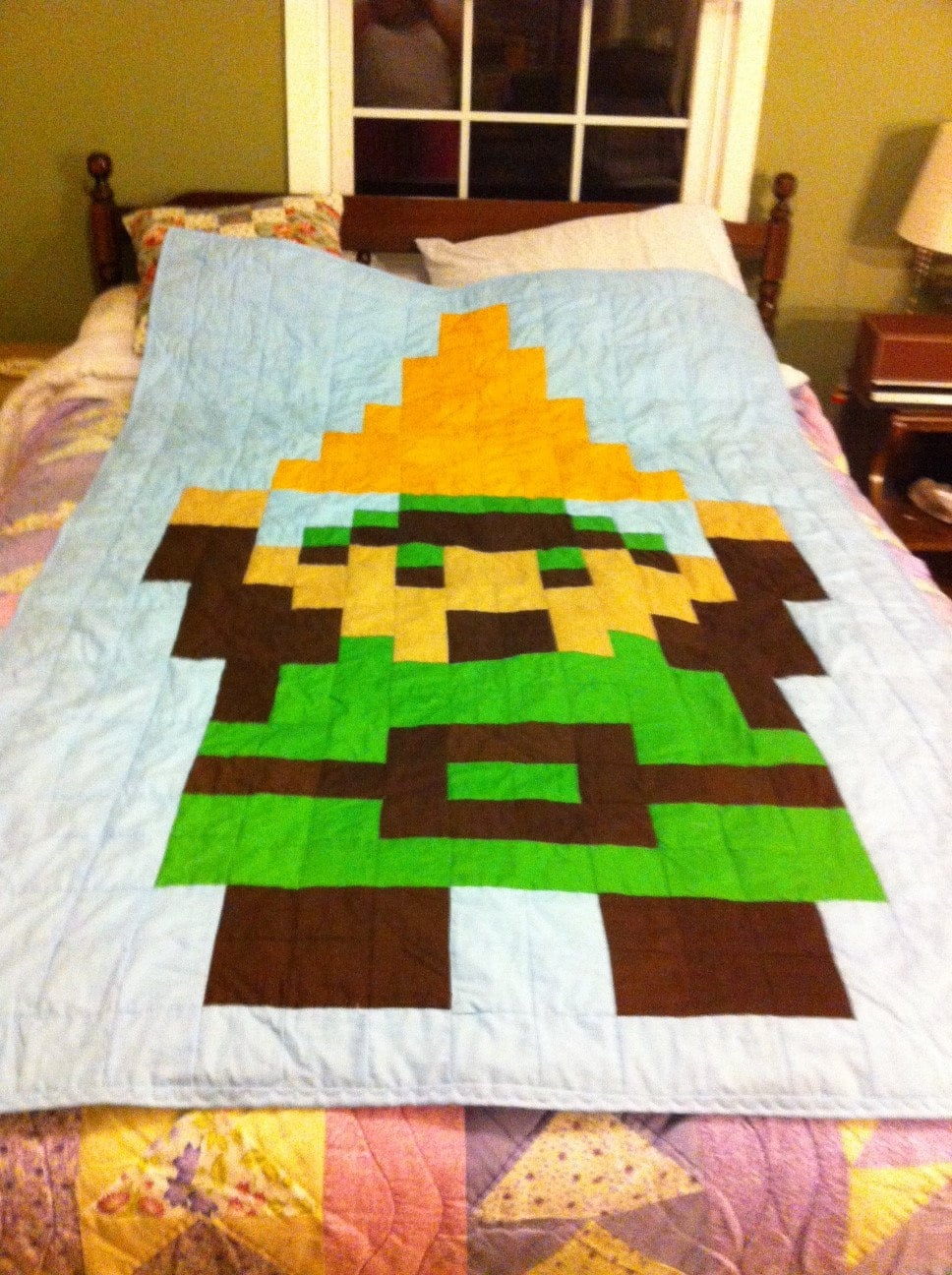 10 Geeky Quilts Amp Baby Blankets To Keep Your Future Geek Warm