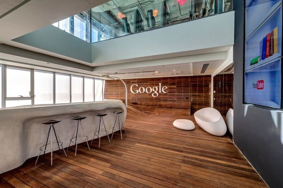 google-office-design-space