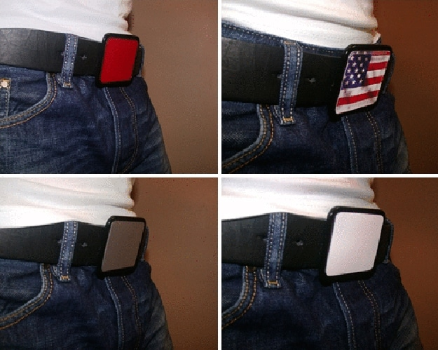Mac Belt Is An iPad Mini Stand Built Right Into Your Belt