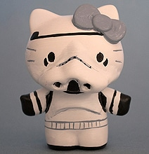 Hello Kitty: The Star Wars Version [8 Pics]