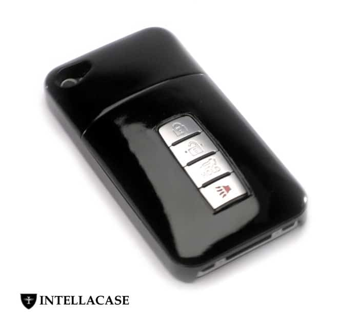 Car Hopping: Intellicase Turns Your Smartphone Into A Digital Key Fob