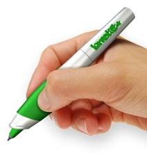 The Vibrating Pen That Is A Spell Checker For Handwriting