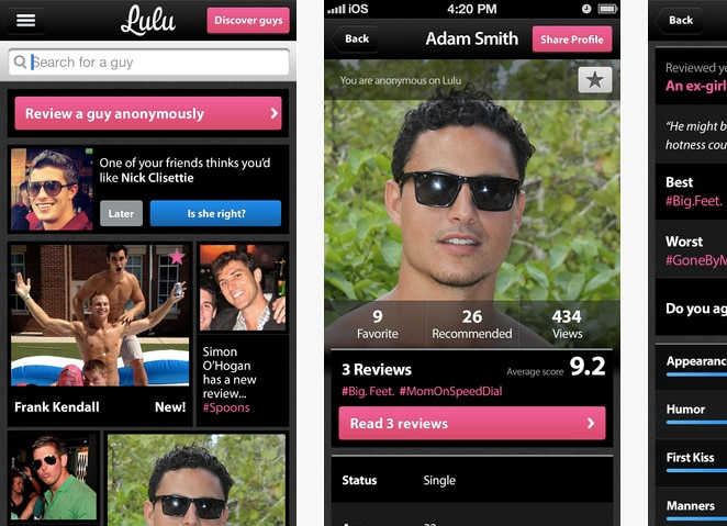 Dating App For Ladies To Review & Rate How Date-Worthy A Guy Is