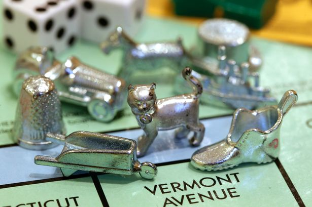 Monopoly Board Game: Say Goodbye To The Iron & Hello To The Cat
