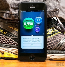 No Hassle Fitness App Tracks Your Movement Through Your Smartphone