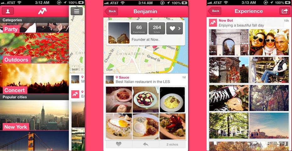 Now: App That Sorts Instagram Photos To Find The Hotspots In Your Town