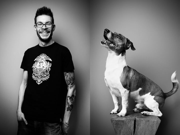 Pets And Owners Look Alike: This Photography Proves It [14 Pics]