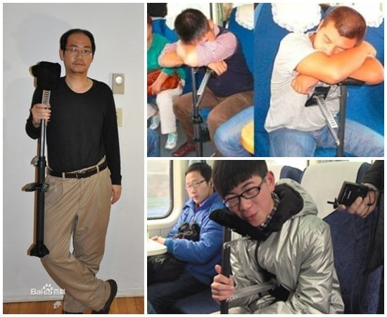 Public Sleeping Rack Device Becomes A Huge Success In China