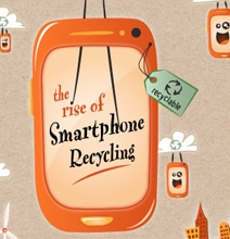 Why It Is Important To Recycle Your Old Used Smartphones [Infographic]