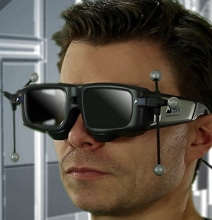Next Generation 3D Glasses With Full Eye Tracking Capabilities