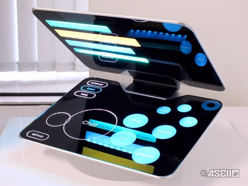 Laptop Design Inspired By Star Trek Just For Trekkies