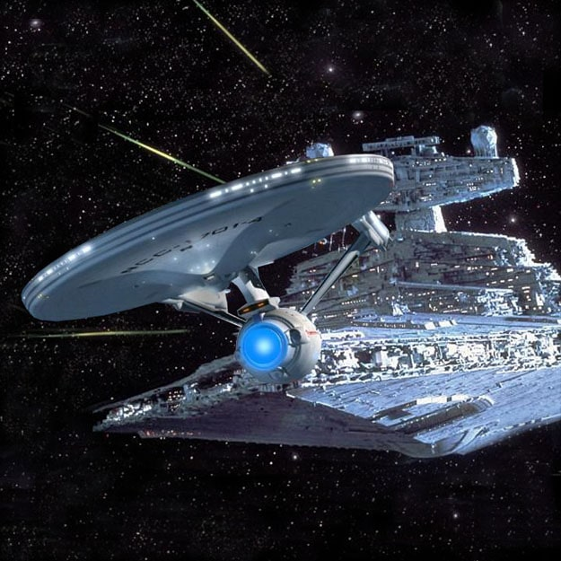 No More Star Wars vs Star Trek: J.J. Abrams Rules Them All!