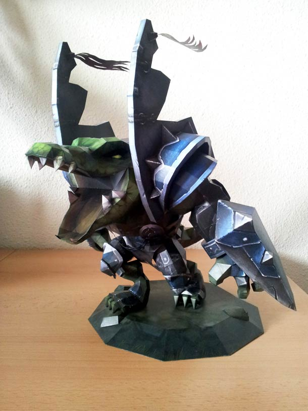 video-game-papercraft-builds