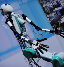 Groundbreaking Virtual Robotics Allow Us Our Very Own Robot Avatar