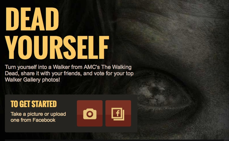Dead Yourself: Make Anyone A Walker With The Walking Dead iPhone App