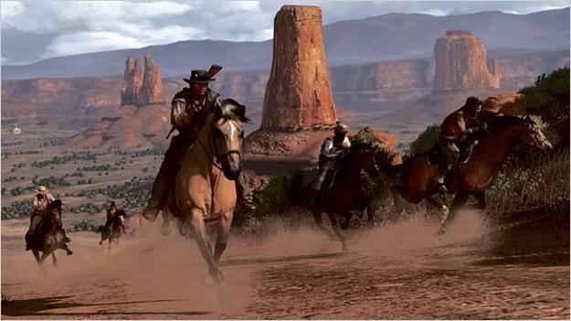 wild west online virtual