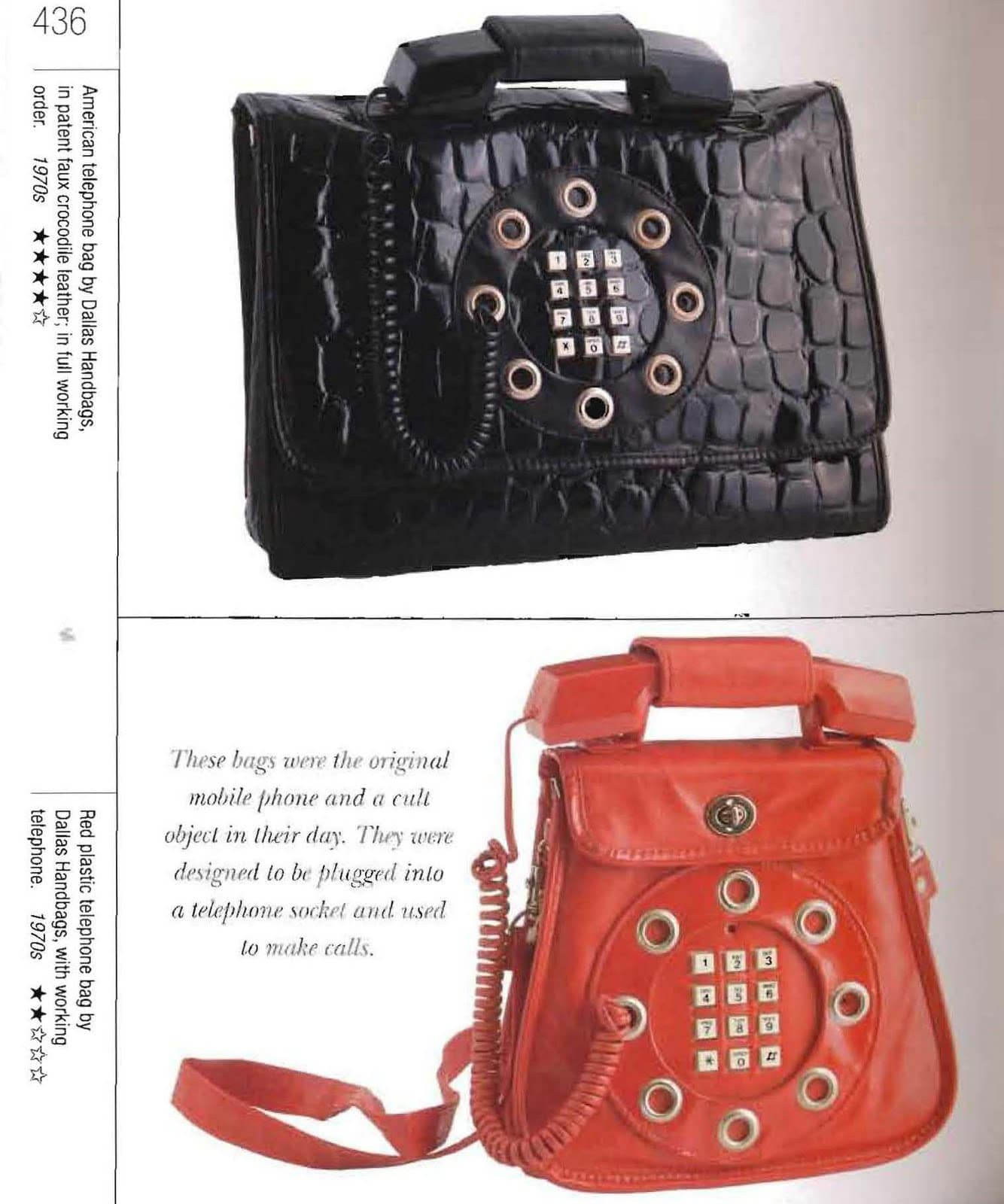 Telephone Bag: Quite Possibly The First Mobile Phone Ever