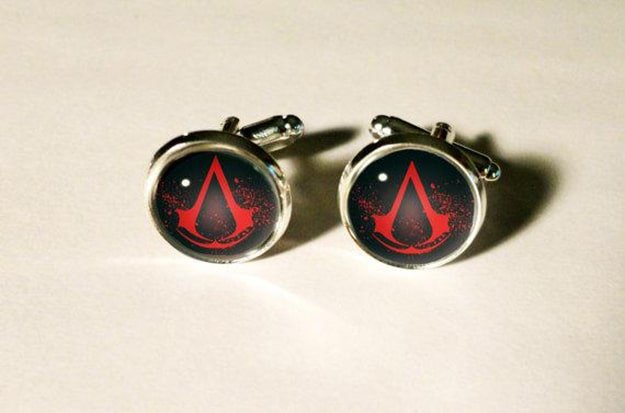22 Stylish & Geeky Cufflinks For The Well Dressed Geek