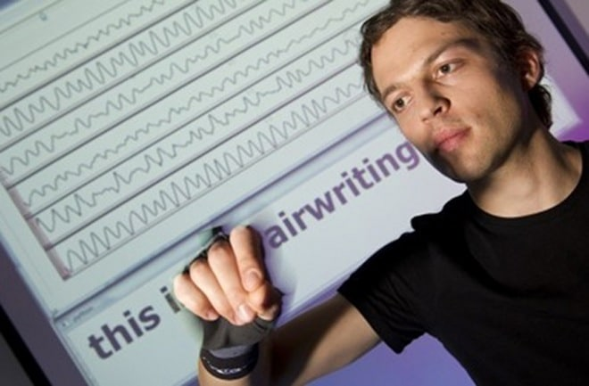 Air-Writing Gesture Controlled Wristband: Write Emails & Texts In Air